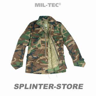 militärkleidung kinder jacke