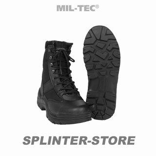 super popular 593a4 48dcf Security Stiefel Schuhe Boots Sicherheitsdienst