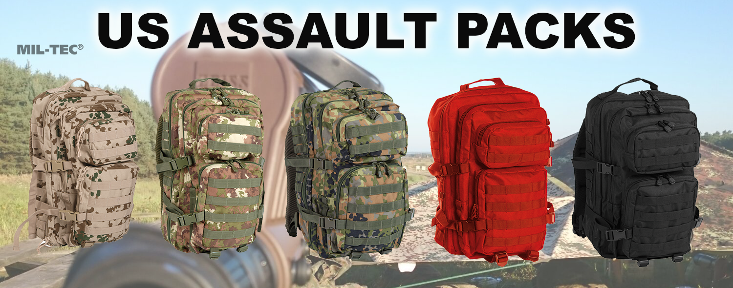 US Assault Pack kaufen