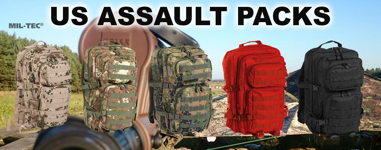US Assault Pack kaufen