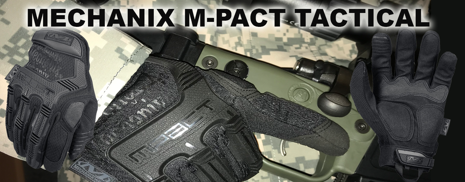 Mechanix M-Pact Handschuhe