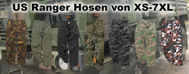 US Ranger Hosen bestellen